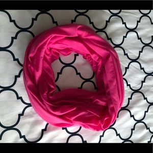 Accessories - Extra large jersey fabric infinity scarf